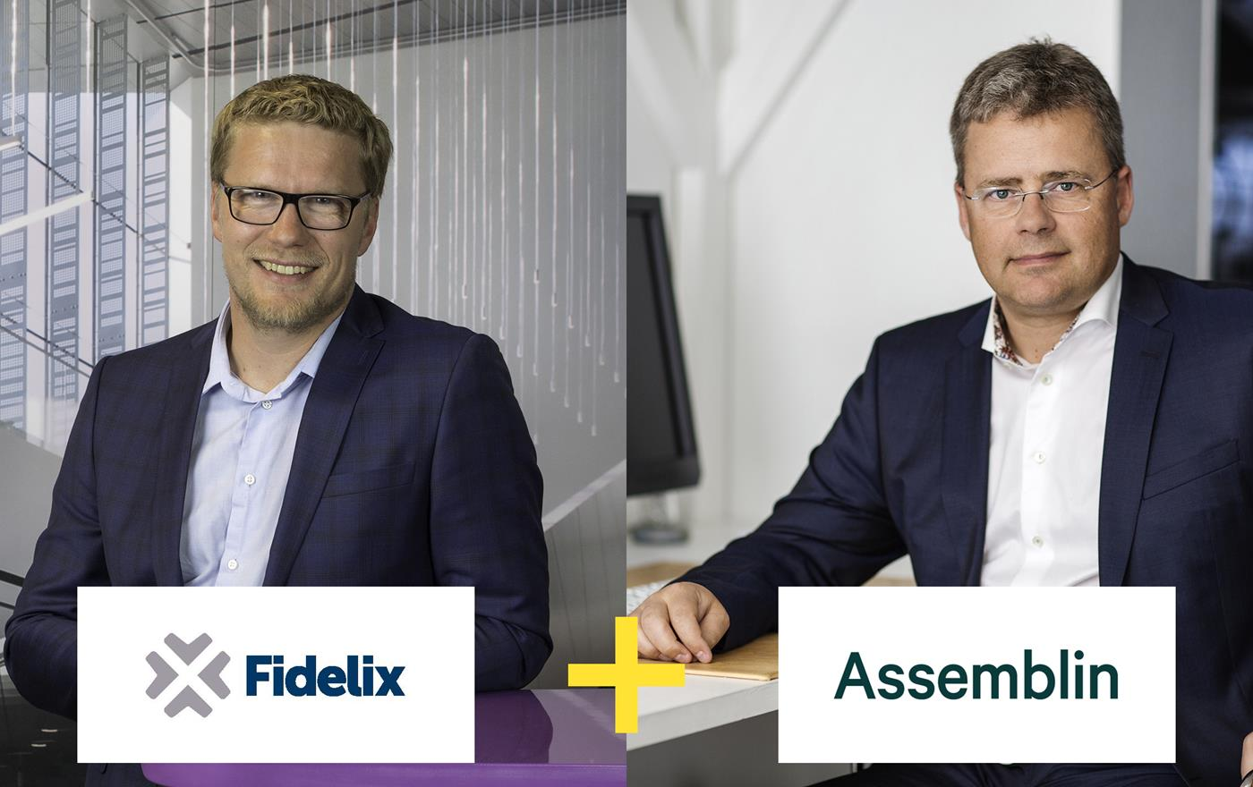 Assemblin accelerates its transformation towards future building systems through the acquisition of Fidelix